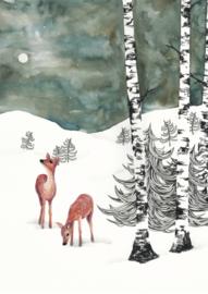 Winterhertjes