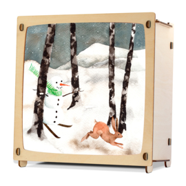 Sneeuwpop | Losse afbeelding