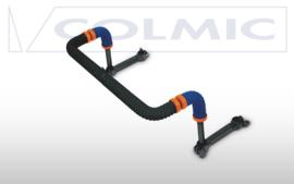 Colmic frontal bar folding