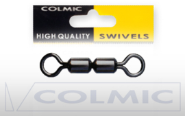 Colmic double rolling swivel