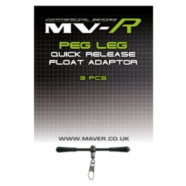 Maver Peg leg float adaptors