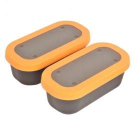 Guru bait box 0,57l  (gaatjes in de deksel)