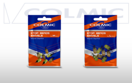 Colmic stop beads swivels M