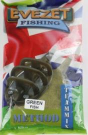 Evezet Method green fish