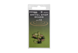drennan swivel stop beads size 14