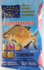 Champion feed Cuberdon
