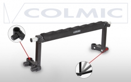 Colmic  BARRA FRONTALE INCLINABILE + NEOPRENE