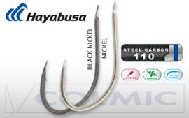 Hayabusa  K.KAJ157   Black Nickel