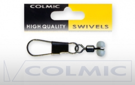 Colmic  Moved plastic head met safety snap