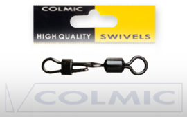 Colmic side line rolling swivels
