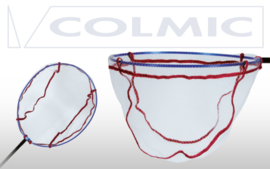 Colmic nylon oval bottom