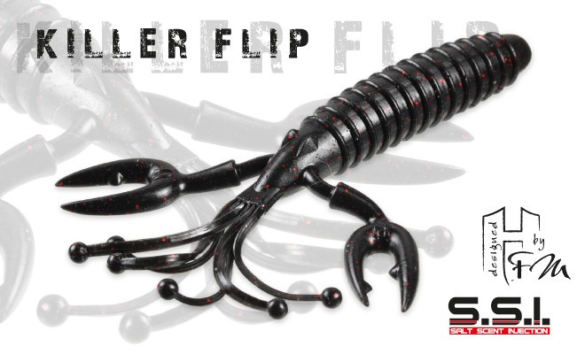 Herakles Killer flip - Bama Bug