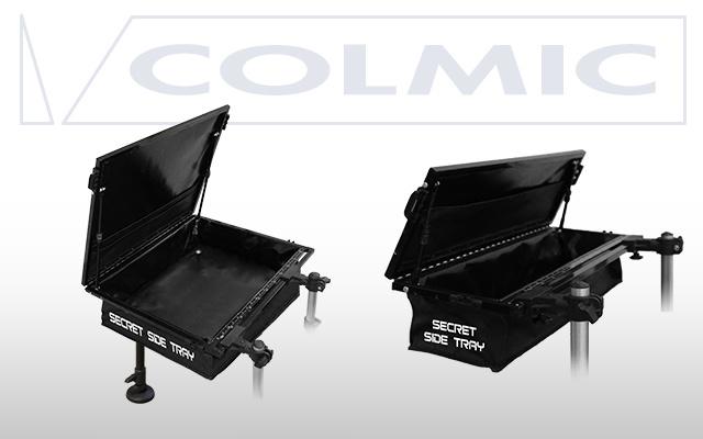 Colmic secret side tray 600 (waterproof)