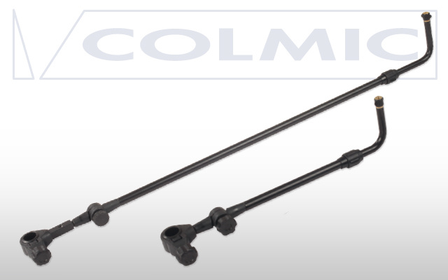 Colmic telescoop feeder steun 47+20cm