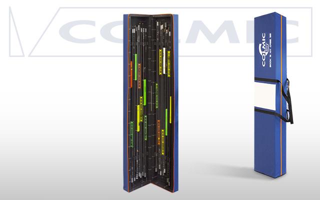 Colmic book 16 kit case 165