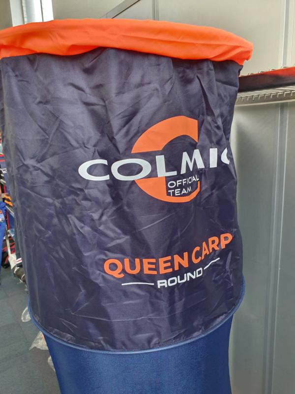 Colmic Queen carp (round)