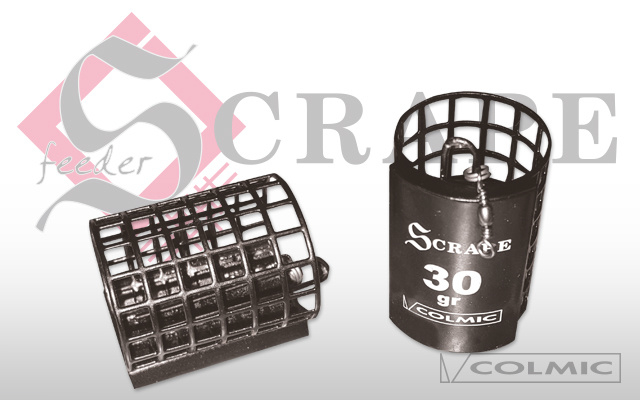 Colmic standard cage feeder 25x25mm