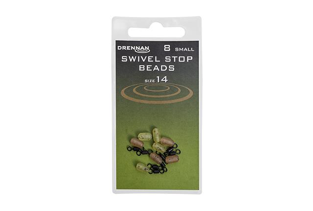 drennan swivel stop beads size 14