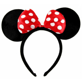 Minnie Mouse oren haarband
