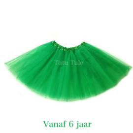 Groene tutu meisje 36cm