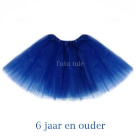 Blauwe tutu meisje 36cm