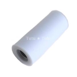 Witte tule 22m