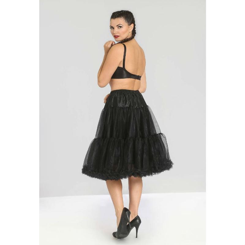 Petticoat zwart dames