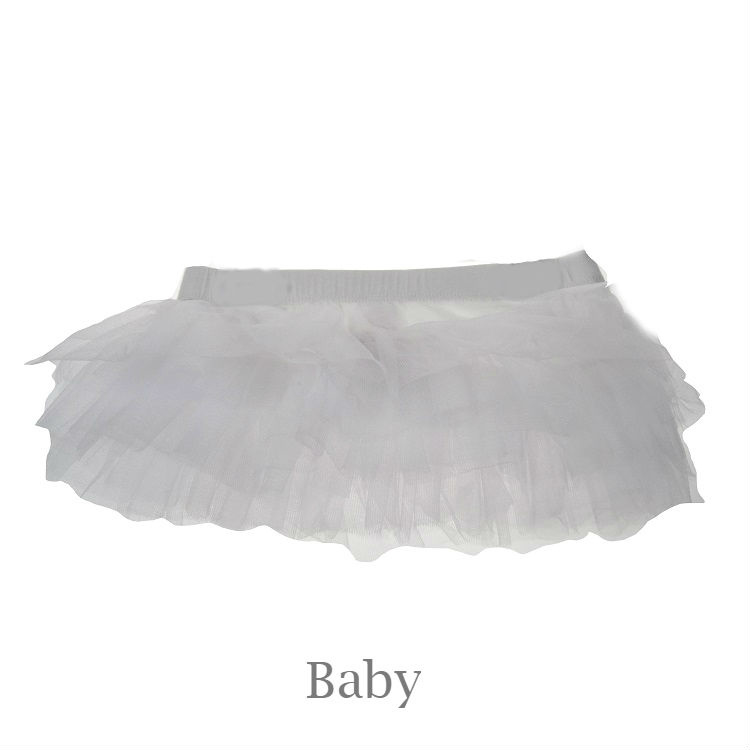 Baby tutu wit