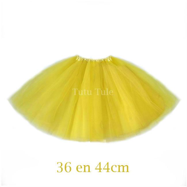 Gele tutu 1=2