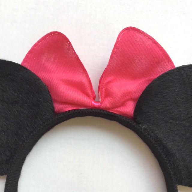 Roze Minnie Mouse oren