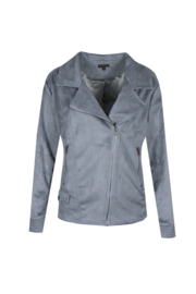 Jacket Lieke Licht/Grijs/Blauw EXXCELLENT