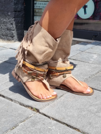Ibiza sandal Beige