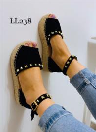 Sandalen Seastar Zwart