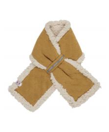 Lodger Muffler Sjaal Caramel 58