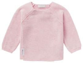 Noppies knit cardigan light rose pino 09