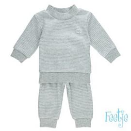 Feetje pyjama grijs 07