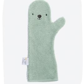 Shower Glove Polar Bear