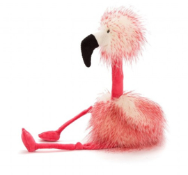 Jellycat knuffel flamingo 13