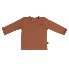 Baby's Only Shirt Roest 15