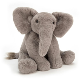 Jellycat knuffel olifant 17