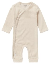 Noppies playsuit rib oatmeal nevis 24