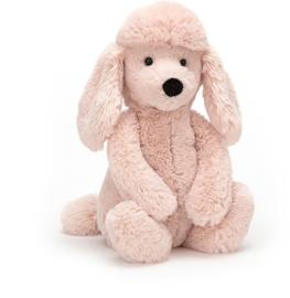 Jellycat knuffel poedel roze 01