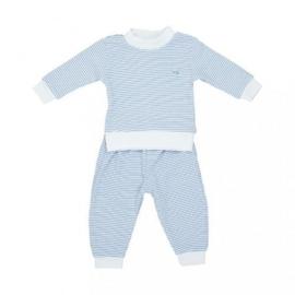 Feetje pyjama blauw 01