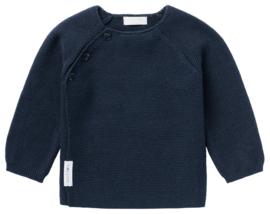 Noppies knit cardigan navy pino 07