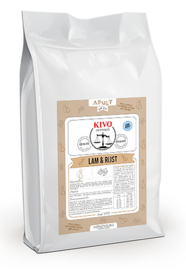 Lam & Rijst koudgeperst - 15 kg