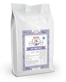Kip-Rund-Rijst Junior koudgeperst - 15 kg