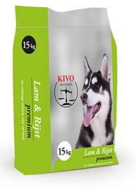 Lam & Rijst Premium - geëxtrudeerd - 15 kg