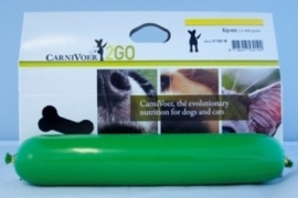 CARNIVOER 2GO kip mix - 2x 400 gram