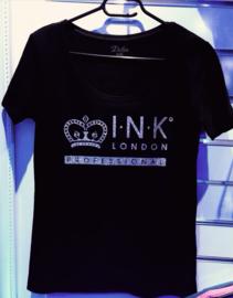 INK Shirt Glitter M