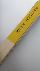 misty mustard